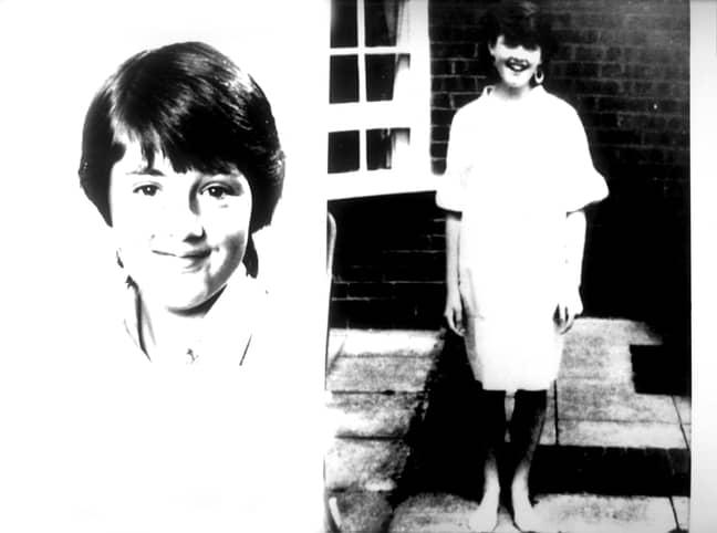 Schoolgirl Dawn Ashworth. Credit: PA