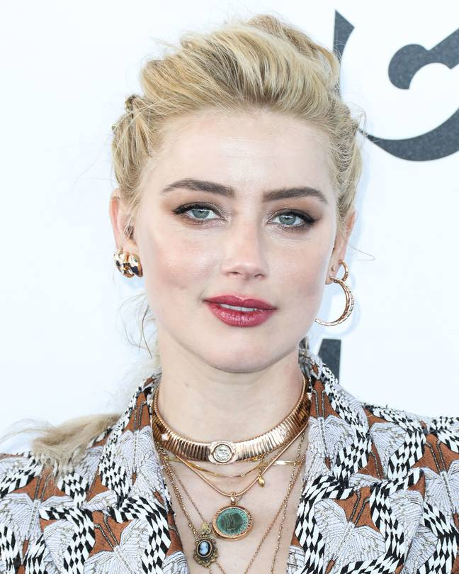 A petition was set up to have Amber Heard axed from the new Aquaman movie. Credit: PA