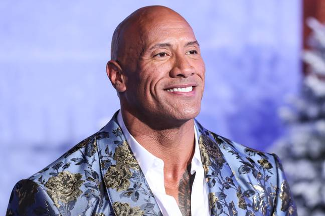 The Rock does OK for himself, to be fair. Credit: PA