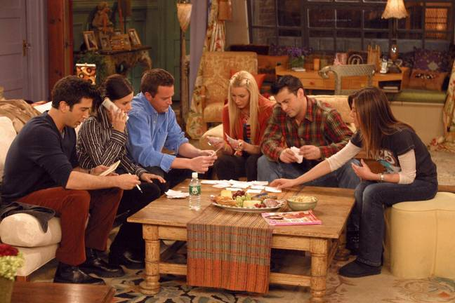 A psychologist says watching Friends can help with anxiety. Credit: Warner Bros.