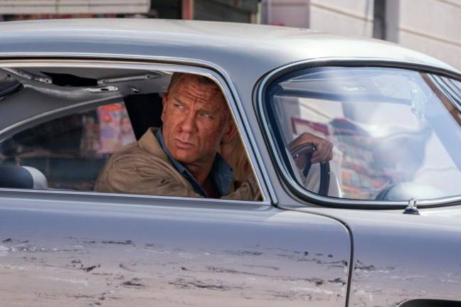 Keep an eye out for Coca-Cola on the rocks in the new Bond film. Credit: Universal Pictures