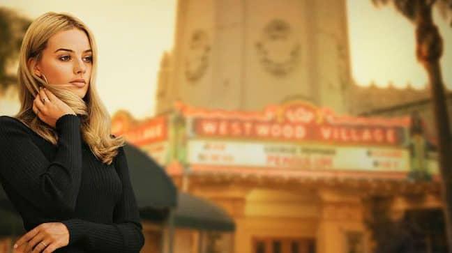 Margot Robbie as Sharon Tate. Credit: Sony