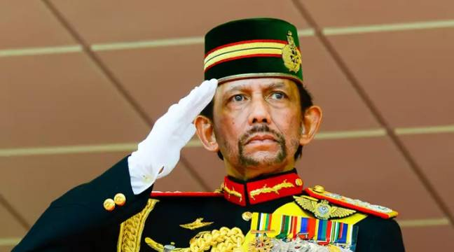 Sultan Haji Hassanal Bolkiah is the current Prime Minister of Brunei. Credit: PA