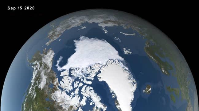 2020. Credit: NASA