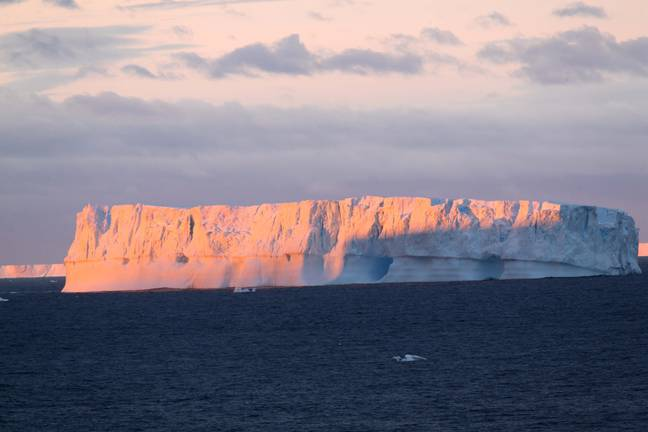 Some effects, such as the melting of ice sheets in Antarctica, will take longer to see. Credit: PA