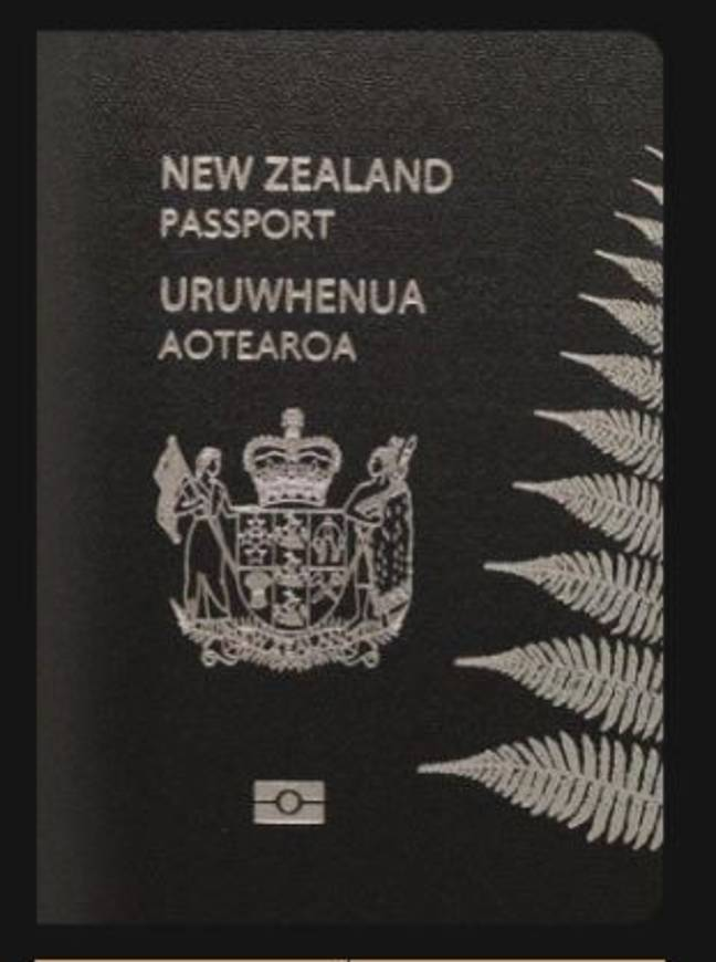 New Zealand now has the 'most powerful' passport in the world. Credit: https://www.passportindex.org/