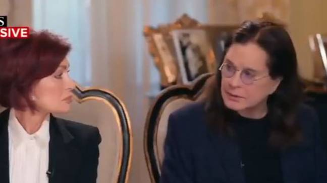 Ozzy Osbourne recently revealed he has Parkinson's. Credit: ABC/Good Morning America