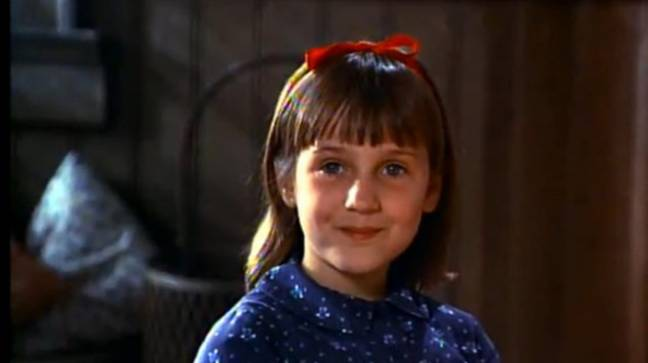 Mara Wilson played the titular role in 1996's Matilda. Credit: Sony Pictures