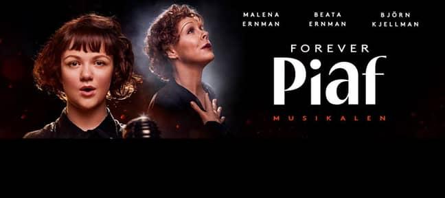 Beata will star in 'Forever Piaf' alongside mum Malena. Credit: Facebook/Greta Thunberg