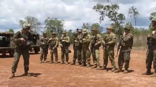 Credit: Australian Defence Force