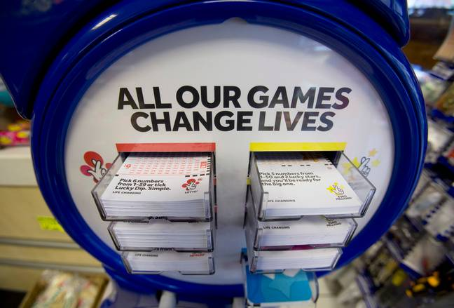 The National Lottery and certain others are not part of the new rules. Credit: PA