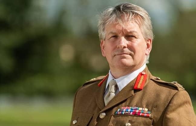Lt Gen Jim Hockenhall. Credit: GOV.uk