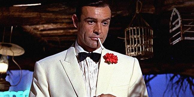 Sean Connery as Bond. Credit: Eon Productions