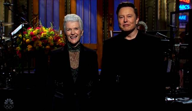 Musk discussed the cryptocurrency while hosting SNL at the weekend. Credit: PA