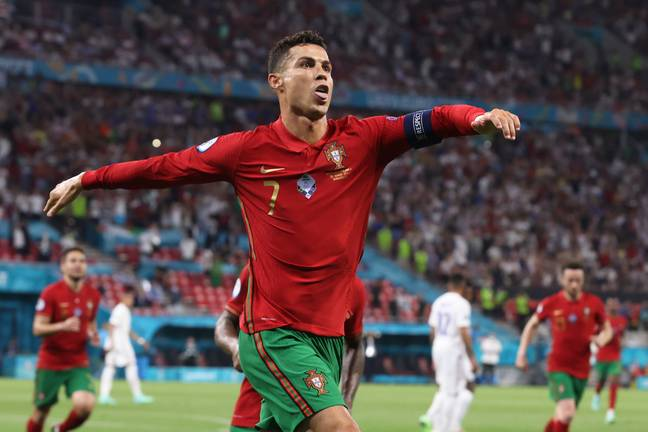 Ronaldo has hundreds of millions of Instagram followers. Credit: PA