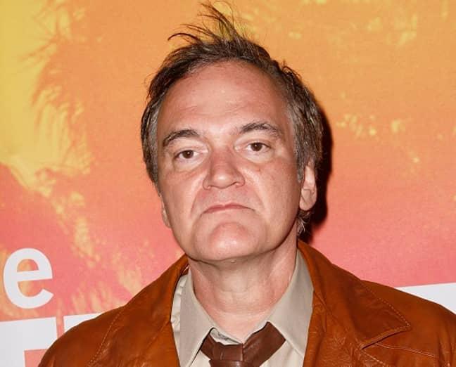 Quentin Tarantino. Credit: PA