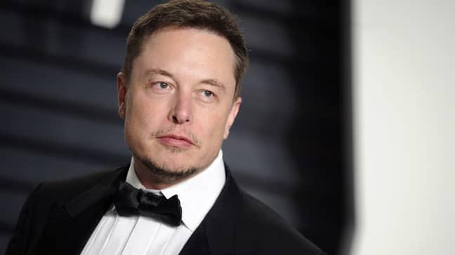 Elon Musk. Credit: PA