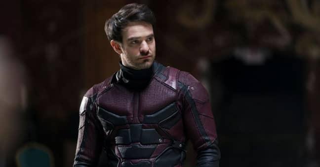 Charlie Cox as Daredevil. Credit: Netflix