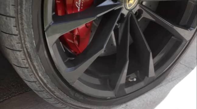 Jake Paul allegedly slashed Austin McBroom's tyres outside BFFs podcast studios (Credit: Youtube/BFFs)