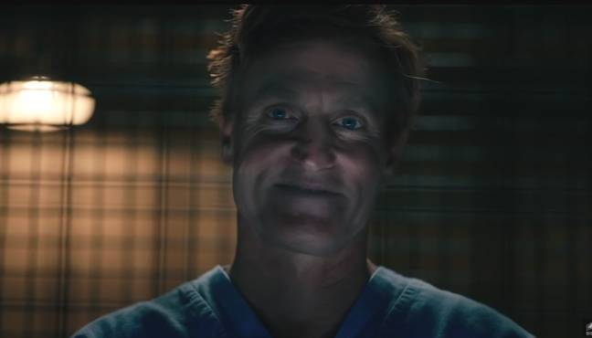 Harrelson in Venom 2 (Credit: Youtube/Sony Pictures Entertainment)