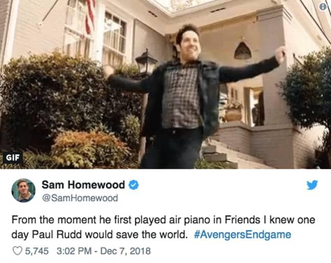 Credit: Sam Homewood/Twitter