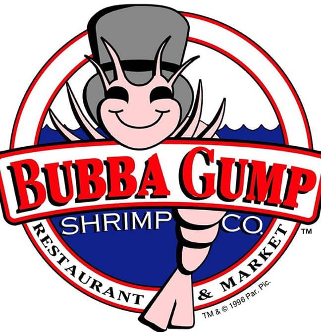 Credit: Bubba Gump Shrimp Co.