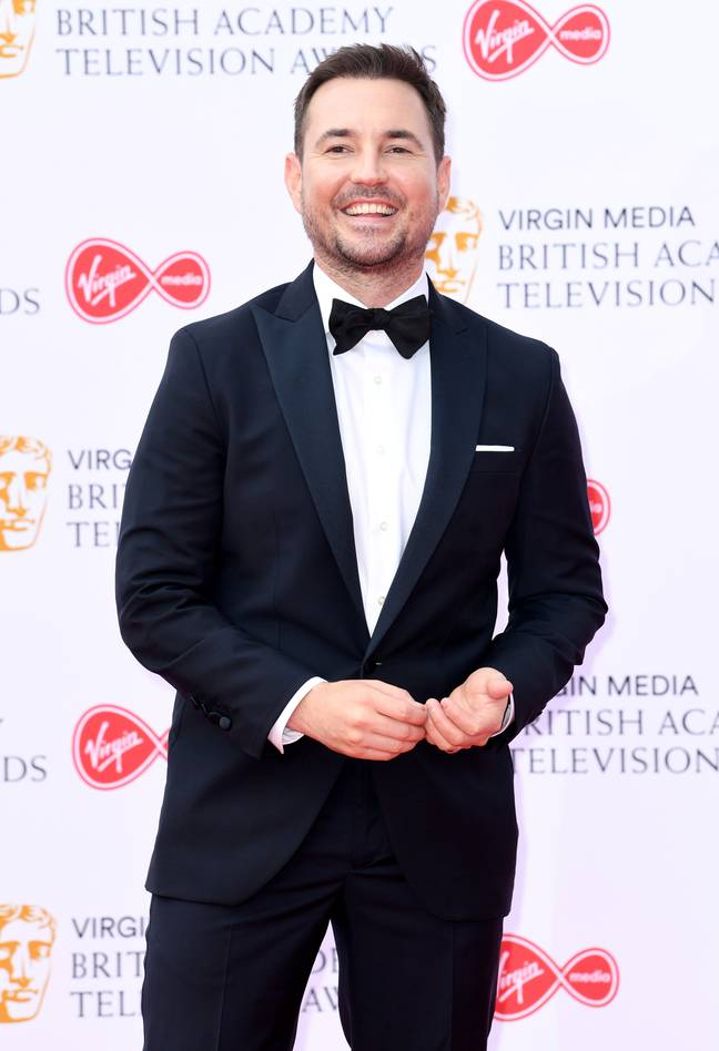 Fans are surprised that Martin Compston is Scottish. Credit: PA