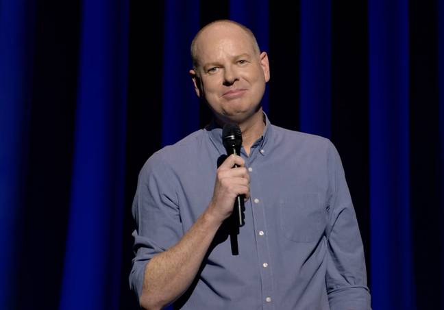 Tom Gleeson will be one of 10 Aussie comedians who will have their special streamed. Credit: Amazon