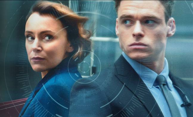 Bodyguard is a crime drama from the BBC, now streaming on Netflix ' Credit: Netflix