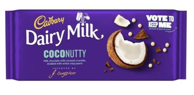 Credit: Cadbury