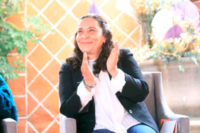 Guadarrama has denied that she attempted to abscond from the meeting. Credit: Newsflash