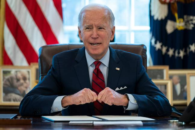 Joe Biden could save the lives of 49 federal death row inmates. Credit: PA