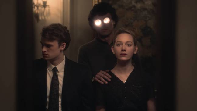 Still from The Haunting of Bly Manor. Credit: Netflix