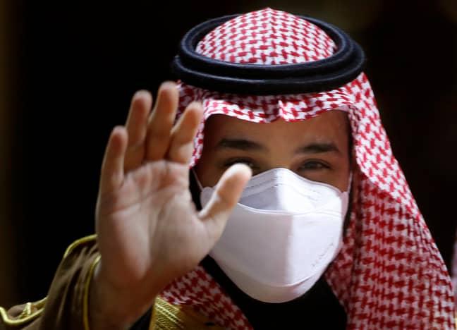 Crown Prince Mohammed bin Salman. Credit: PA