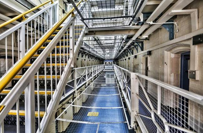 You can have a tour of the former prison HMP Shrewsbury. Credit: Jailhouse Tours