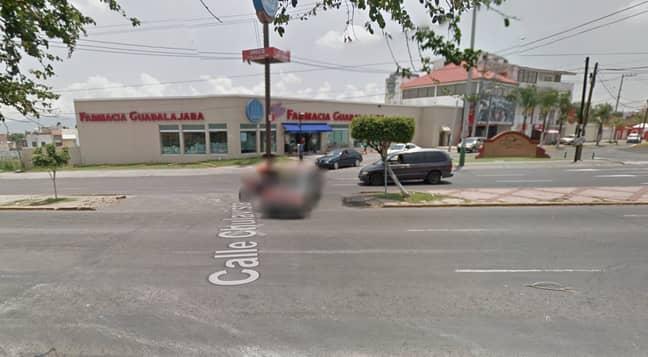 Credit: Google Streetview
