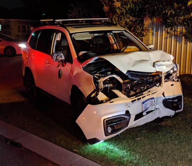 Credit: Western Australia Police Force