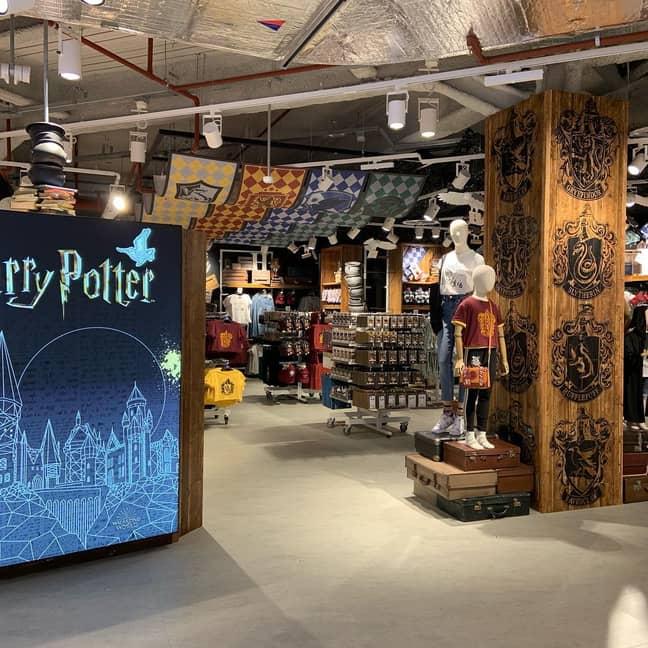 Any Potter fans? Credit: Birmingham Retail BID
