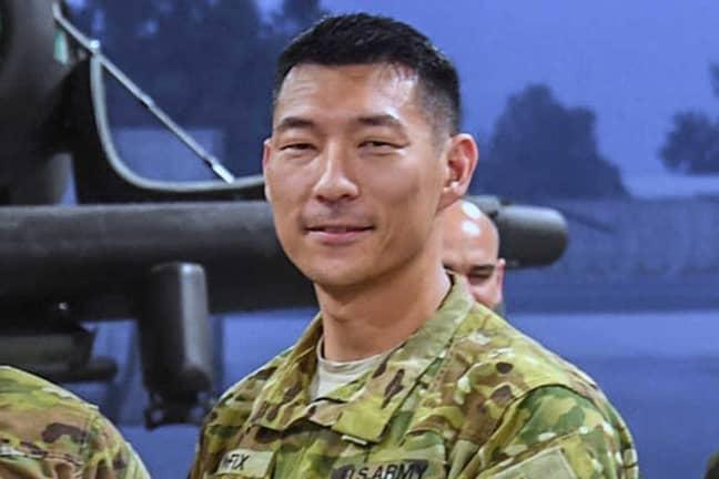Lieutenant Colonel Matthew Fix. Credit: US Army