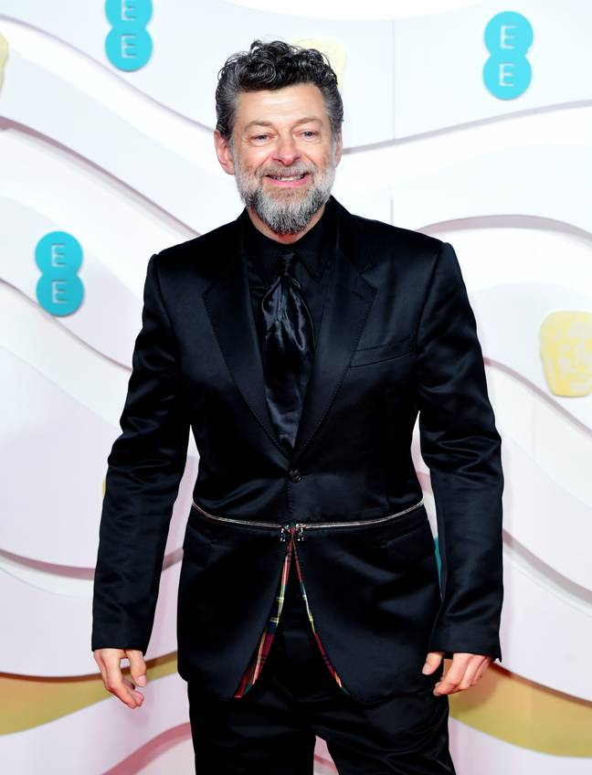 Andy Serkis will be reading The Hobbit for fans to help raise money for charity. Credit: PA
