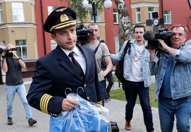 Damir Yusupov has been hailed a hero. Credit: PA