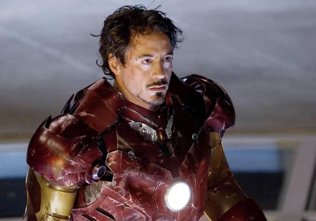 Robert Downey Jr. as Iron Man. Credit: Marvel