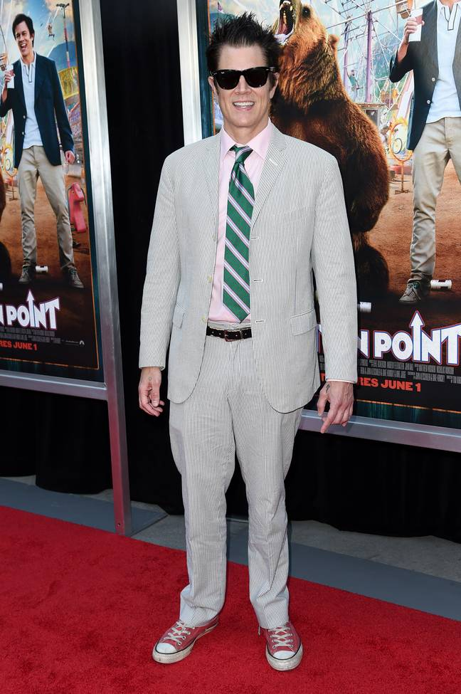 Fans have lost it over Johnny Knoxville's (pictured) latest Instagram post. Credit: PA