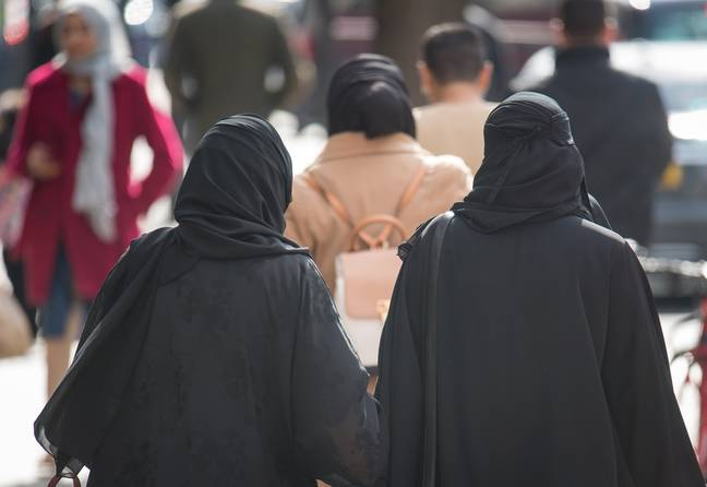 Switzerland Set To Ban The Burqa And Niqab In Public Places