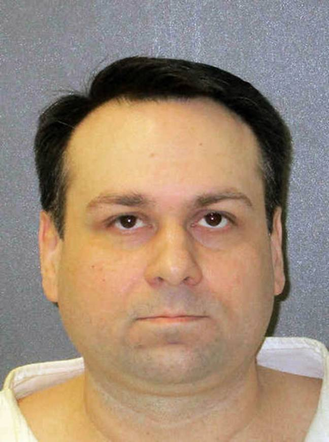 John William King was executed on Wednesday. Credit: Texas Department of Criminal Justice