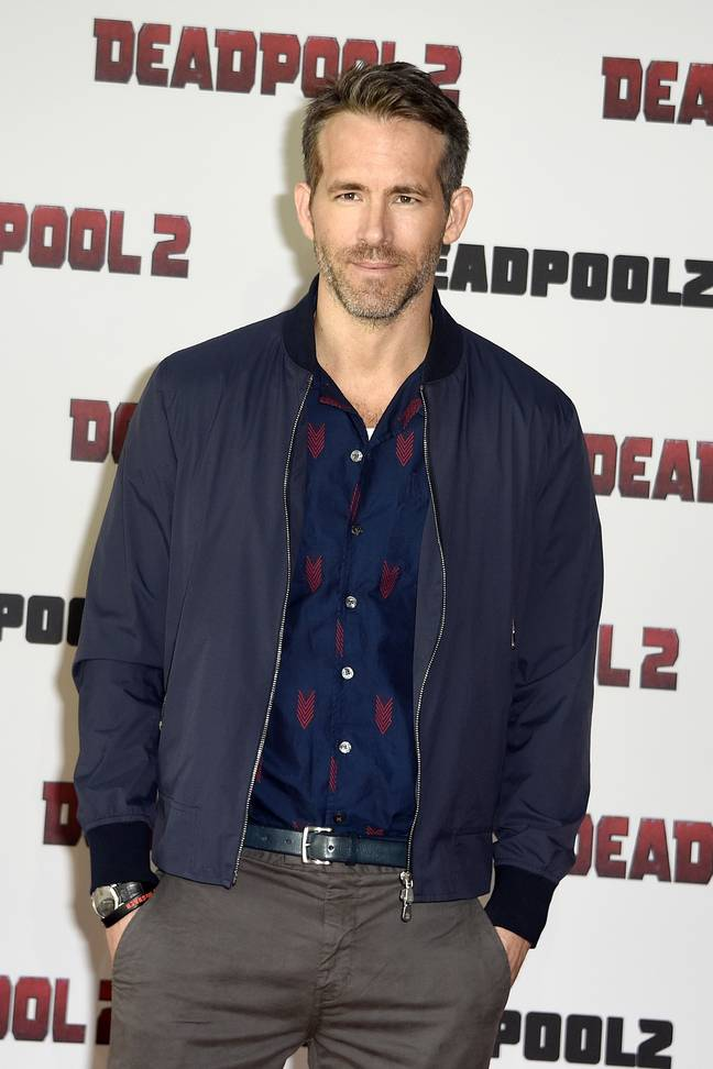 At the time of Ms Harris' death, Ryan Reynolds shared his condolences with her family and friends. Credit: PA