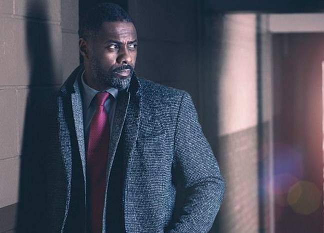 Idris Elba has confirmed a Luther film will begin shooting this year. Credit: BBC