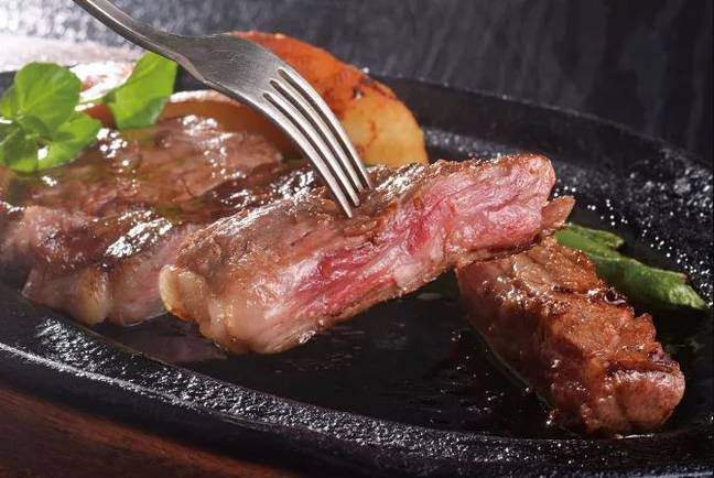 People travel all over the world to try the steak. Credit: JNTO