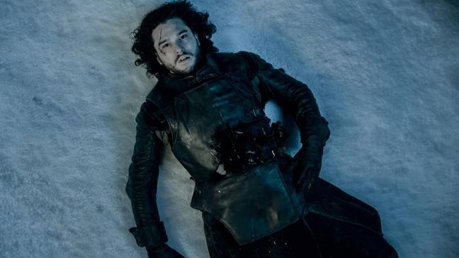 Jon Snow could be in for a second death. Credit: HBO
