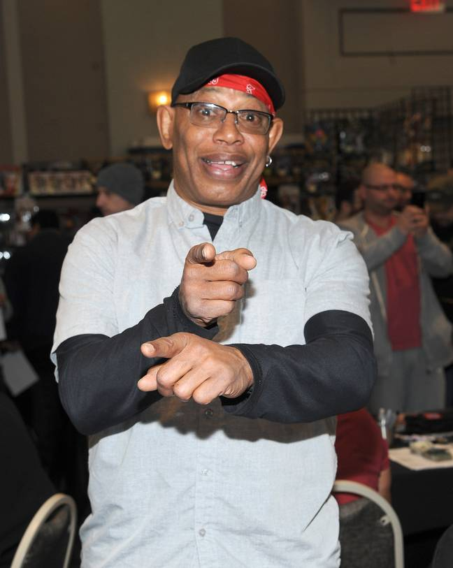 2 Cold Scorpio was planning to stab Hawk. Credit: MediaPunch/Shutterstock